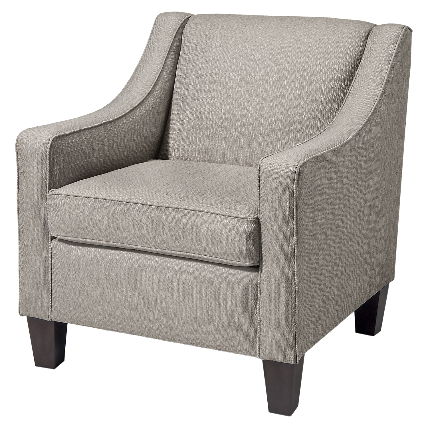 Ellery Club Chair - Taupe