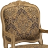 Livingston Accent Chair in Biscotti Finish - CP-106-02