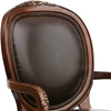 Bradford Leather Seat and Back Armchair - CP-119-04