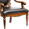 Hadley Leather Seat and Back Accent Chair - CP-130-04