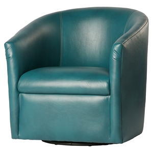 Draper Swivel Chair - Agean