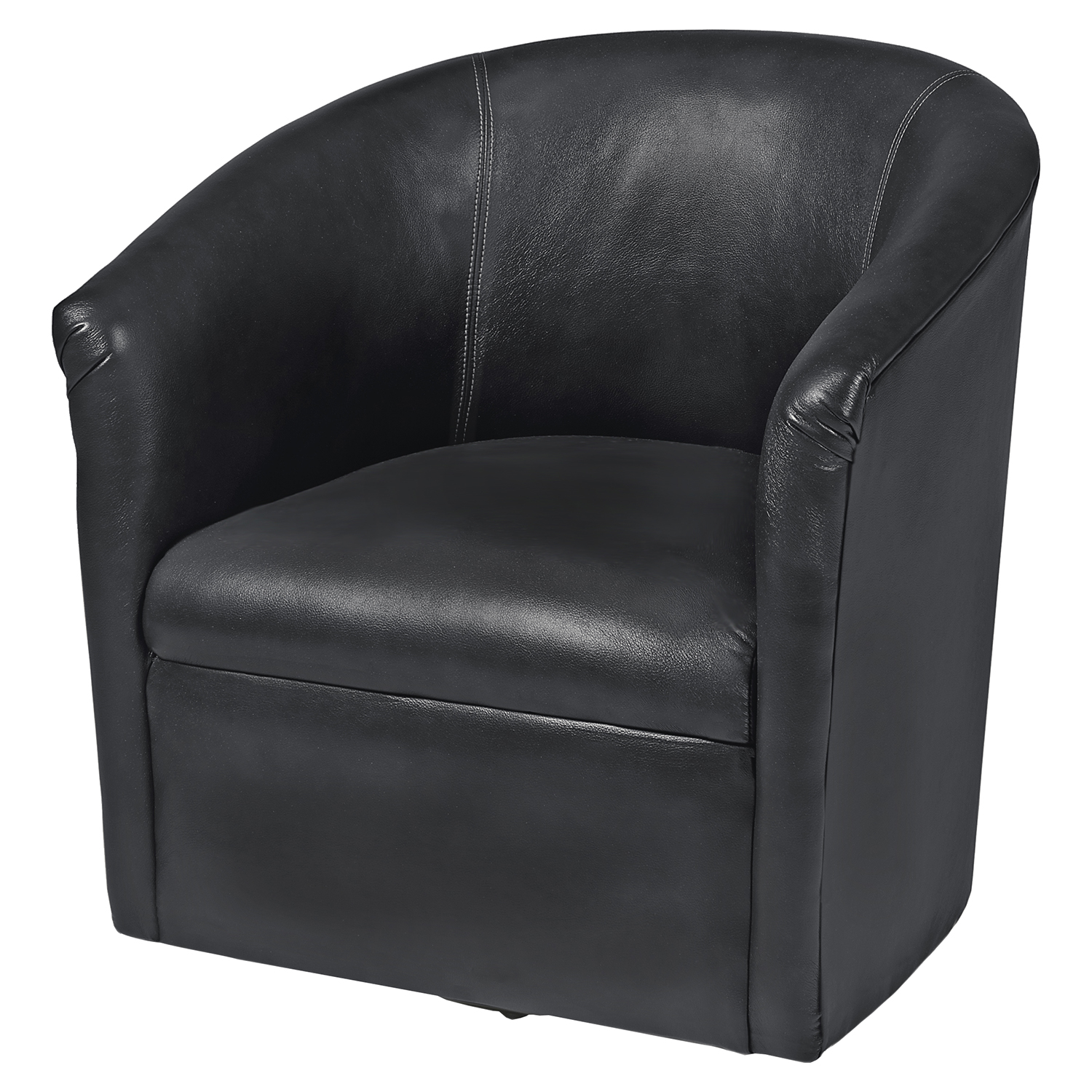 Draper Swivel Chair - Black