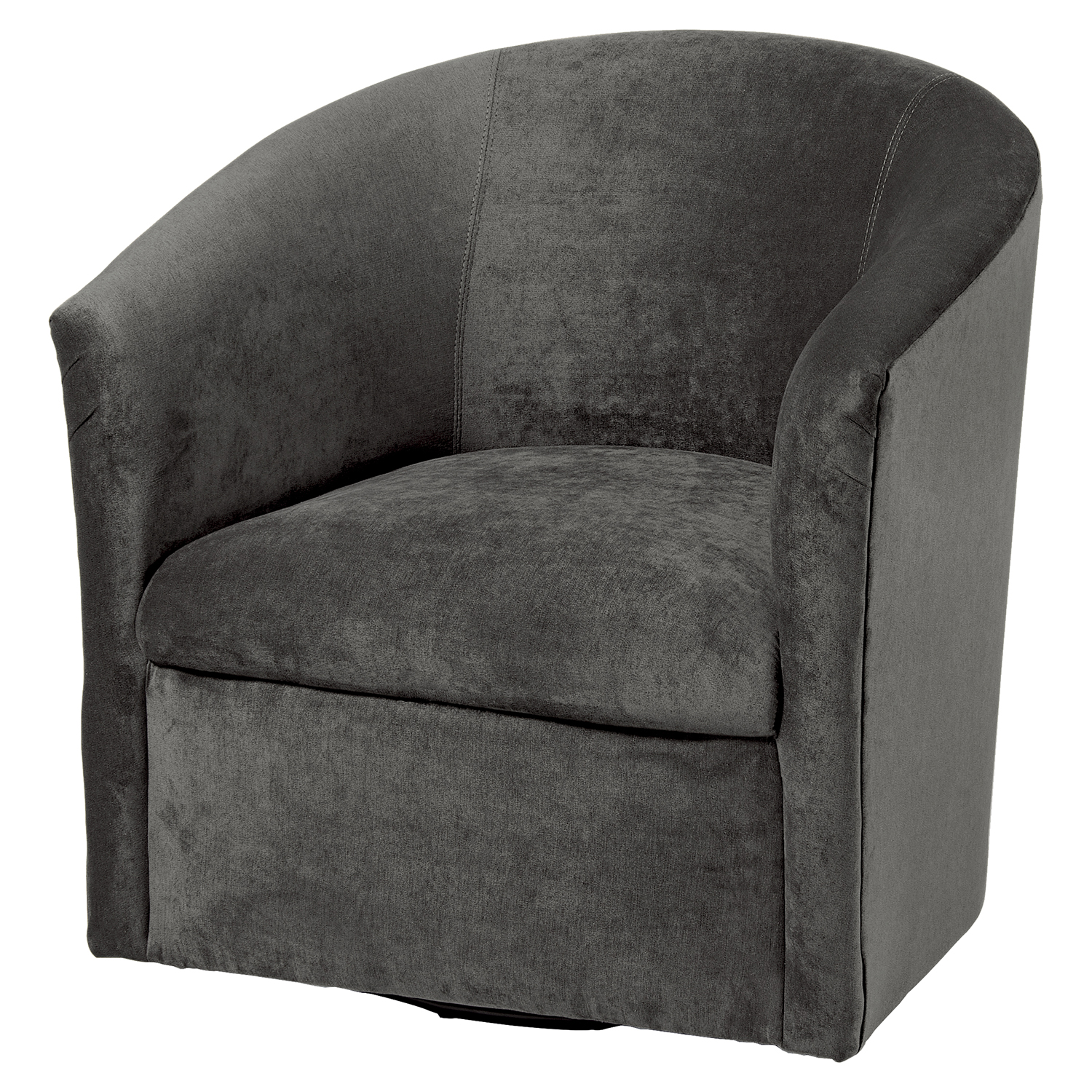 Elizabeth Swivel Chair - Ash