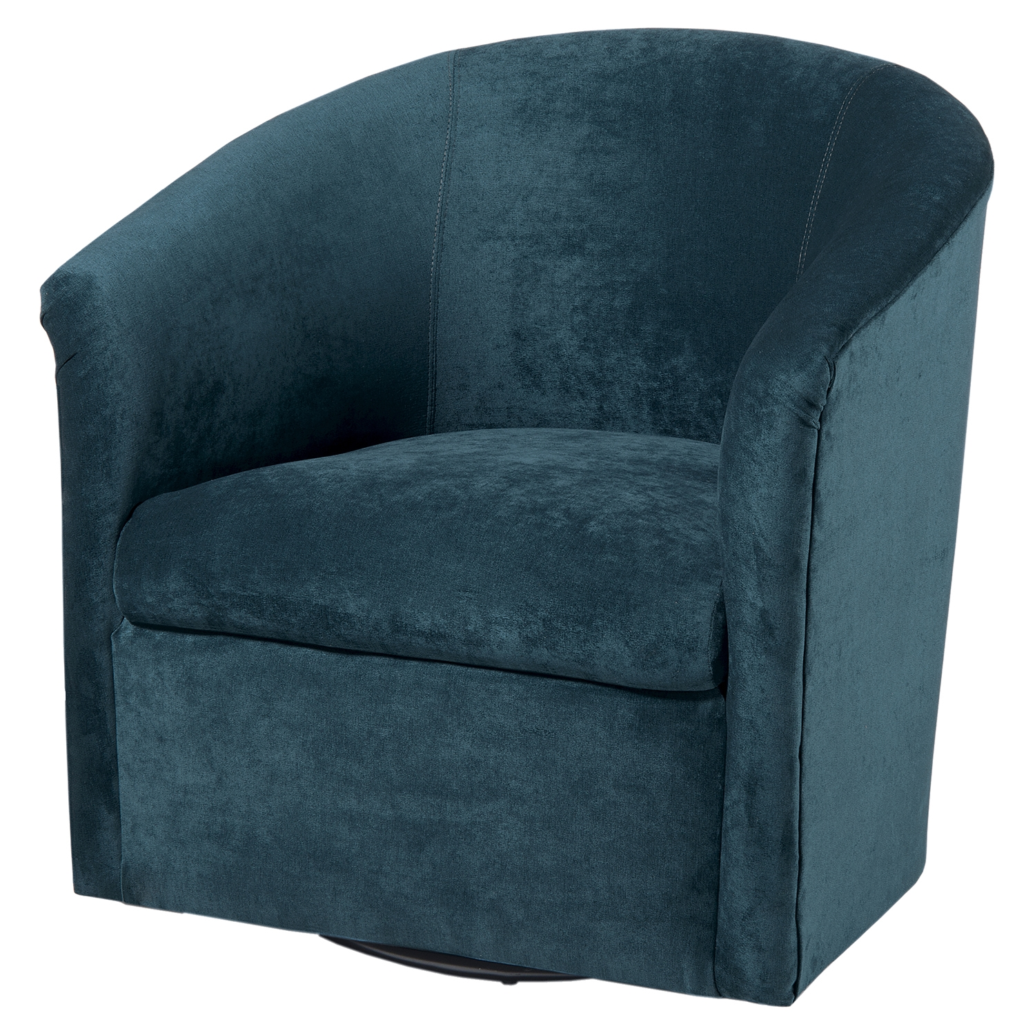 Elizabeth Swivel Chair - Ocean