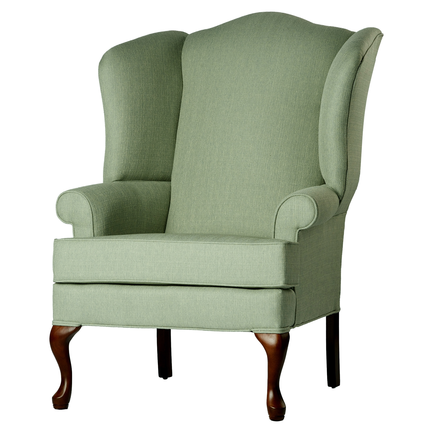 Crawford Wing Back Chair - Cadet, Cherry