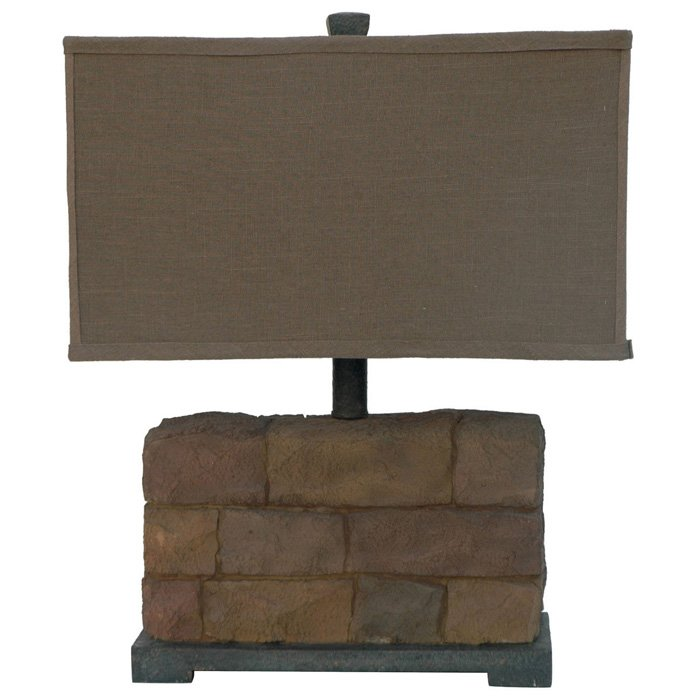 Sedona Low Table Lamp