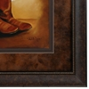 His Boots Signed Wall Art - CVC-CVI2007