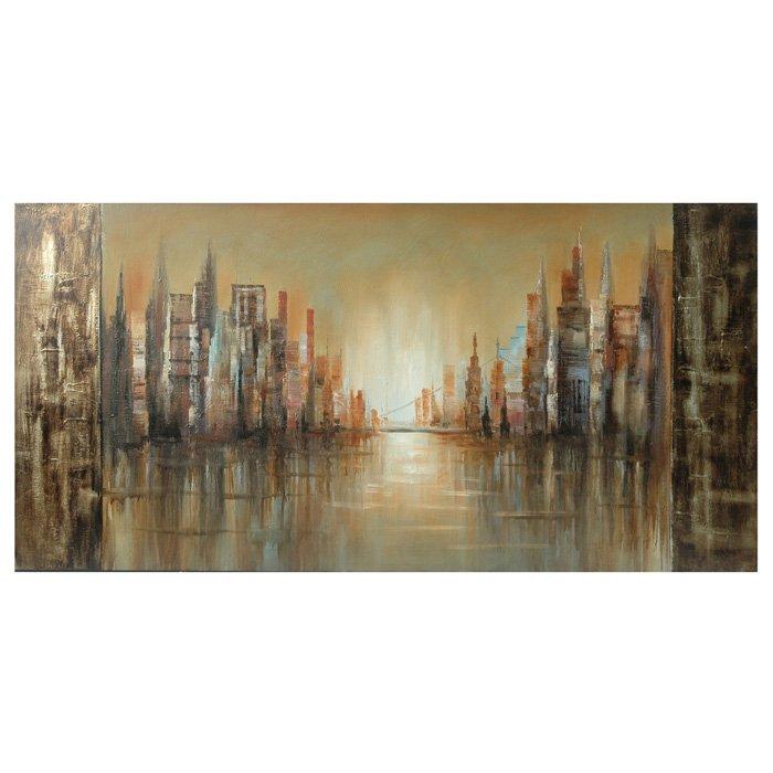 Venice Water Street Horizontal Wall Art Dcg Stores