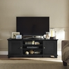 "Palmetto 60"" Low Profile TV Stand - Black - CROS-CF100760-BK"