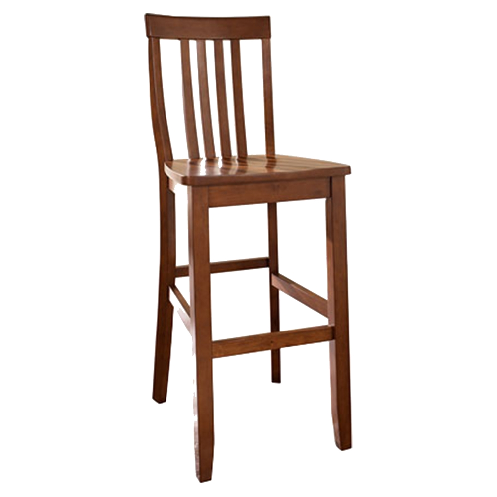 School House Bar Stool with 30 Inch Seat Height Classic  : cf500330 ch 1 from www.dcgstores.com size 1000 x 1000 jpeg 136kB