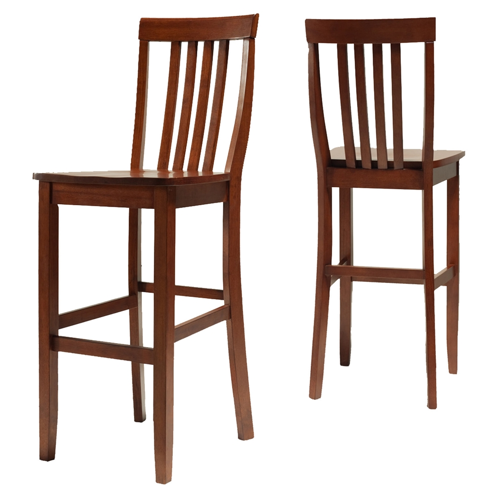 School House Bar Stool With 30 Inch Seat Height Classic