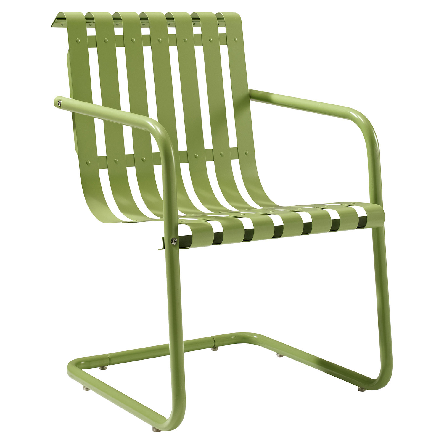 Gracie Retro Spring Chair - Oasis Green - CROS-CO1006A-GR