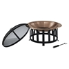Ridgeway Bowl Firepit - Copper - CROS-CO9004A-CO