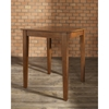 Tapered Leg Pub Table - Classic Cherry - CROS-KD20002CH