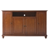 "Cambridge 60"" TV Stand - Classic Cherry - CROS-KF10001DCH"