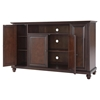 "Cambridge 60"" TV Stand - Vintage Mahogany - CROS-KF10001DMA"