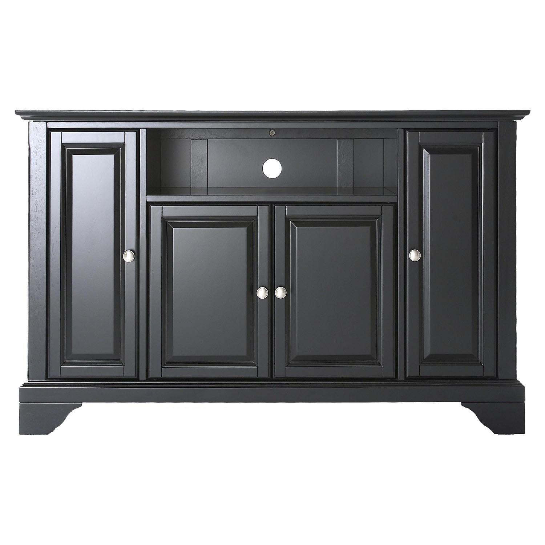 Lafayette 48 tv stand black dcg stores for W furniture lafayette la