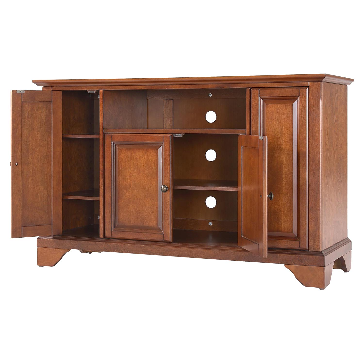 "LaFayette 48"" TV Stand - Classic Cherry - CROS-KF10002BCH"