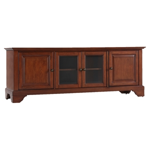 "LaFayette 60"" Low Profile TV Stand - Classic Cherry"