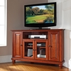 "Cambridge 48"" Corner TV Stand - Classic Cherry - CROS-KF10006DCH"