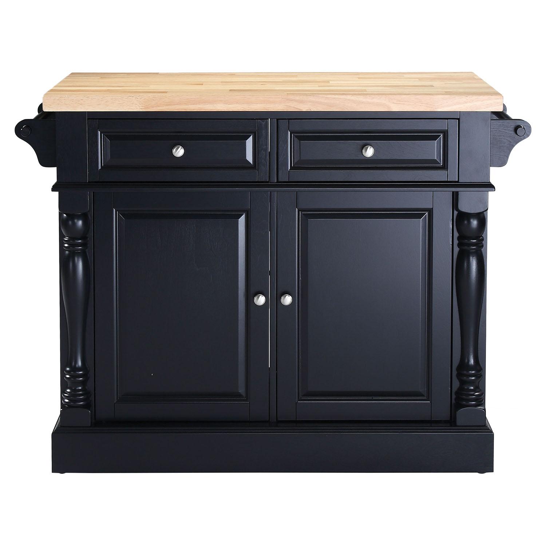 butcher block top kitchen island black dcg stores kitchen island butcher block with seating kitchen
