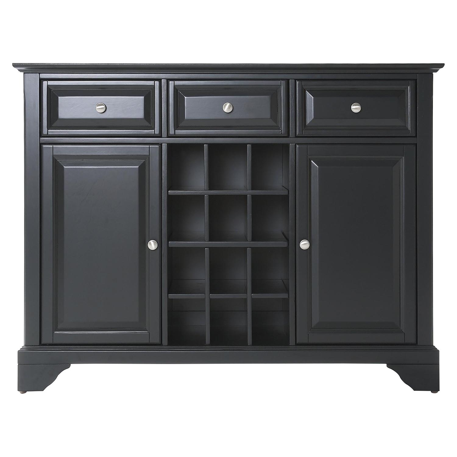 Lafayette Buffet Server Sideboard Black Dcg Stores