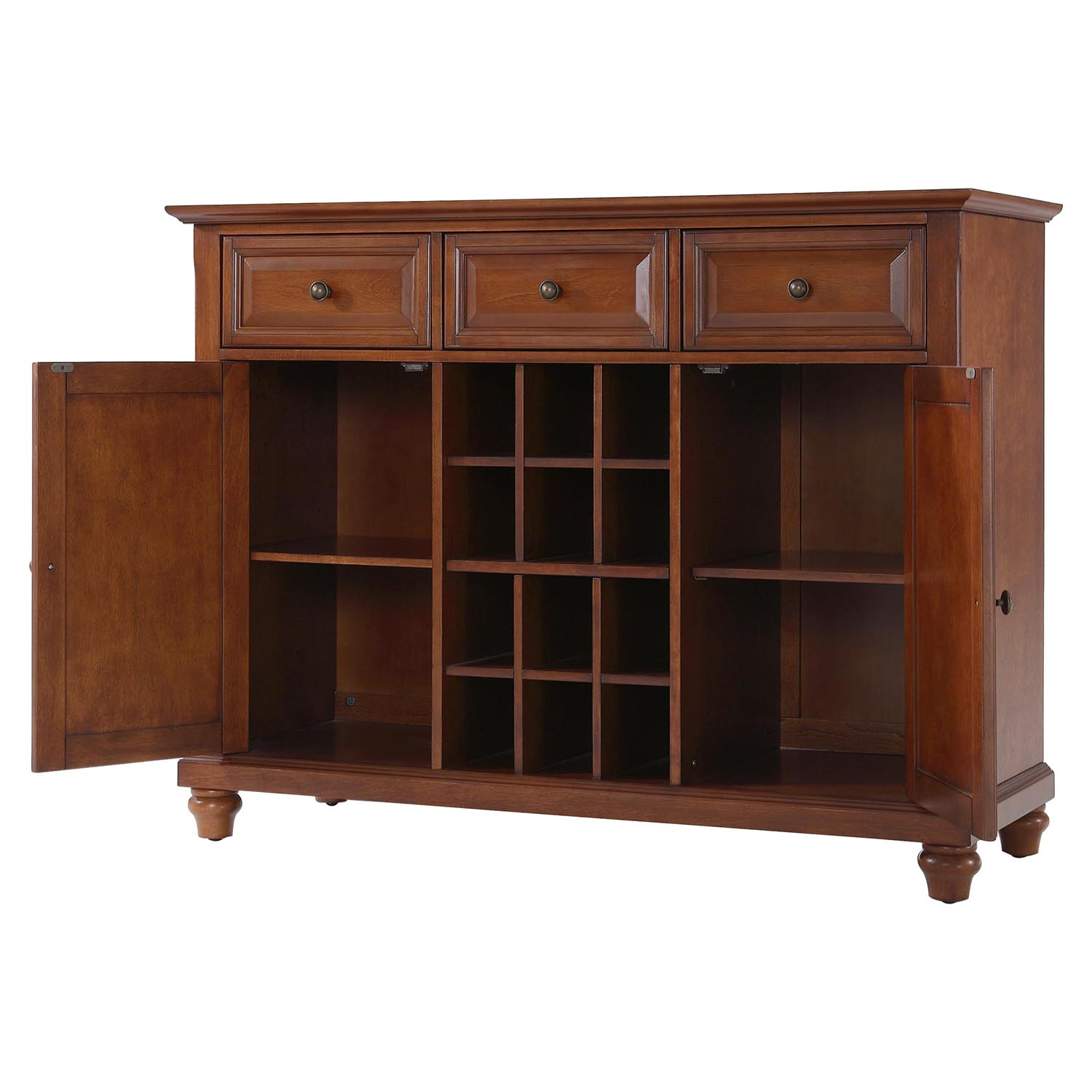Cambridge Buffet Server / Sideboard - Classic Cherry - CROS-KF42001DCH