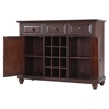Cambridge Buffet Server / Sideboard - Vintage Mahogany - CROS-KF42001DMA