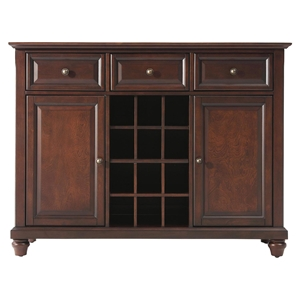 Cambridge Buffet Server / Sideboard - Vintage Mahogany
