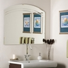 Angel Large Frameless Wall Mirror - DWM-SSM1065