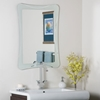Butterfly Frameless Bathroom Mirror - DWM-SSM21