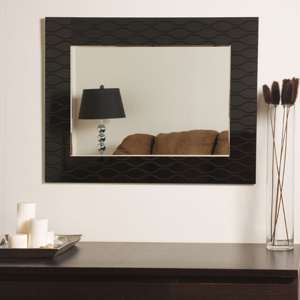 Large Frameless Mirror - DWM-SSM480