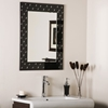 Carnegie Hall Framed Wall Mirror - DWM-SM481-1