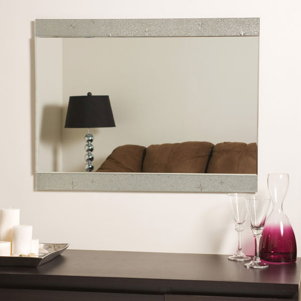 Starlight Frameless Wall Mirror - DWM-SM5039-111