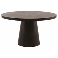 53 Inch Round Pedestal Dining Table