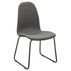 Finn Dining Chair - Gray Fabric (Set of 2) - DS-FINNDCGR2PK