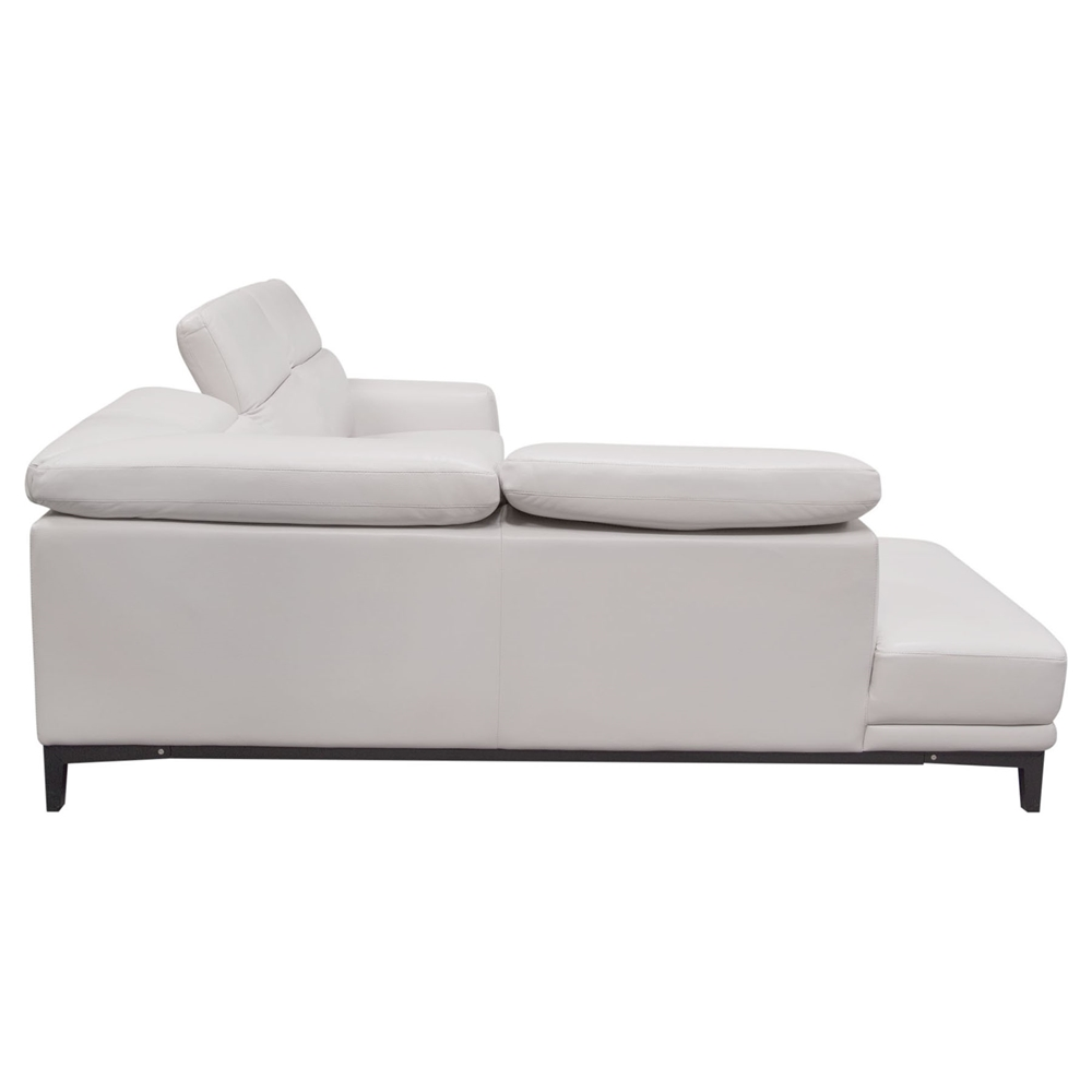 Pearl 2 piece sectional with left facing chaise for 2 piece sectional sofa with chaise