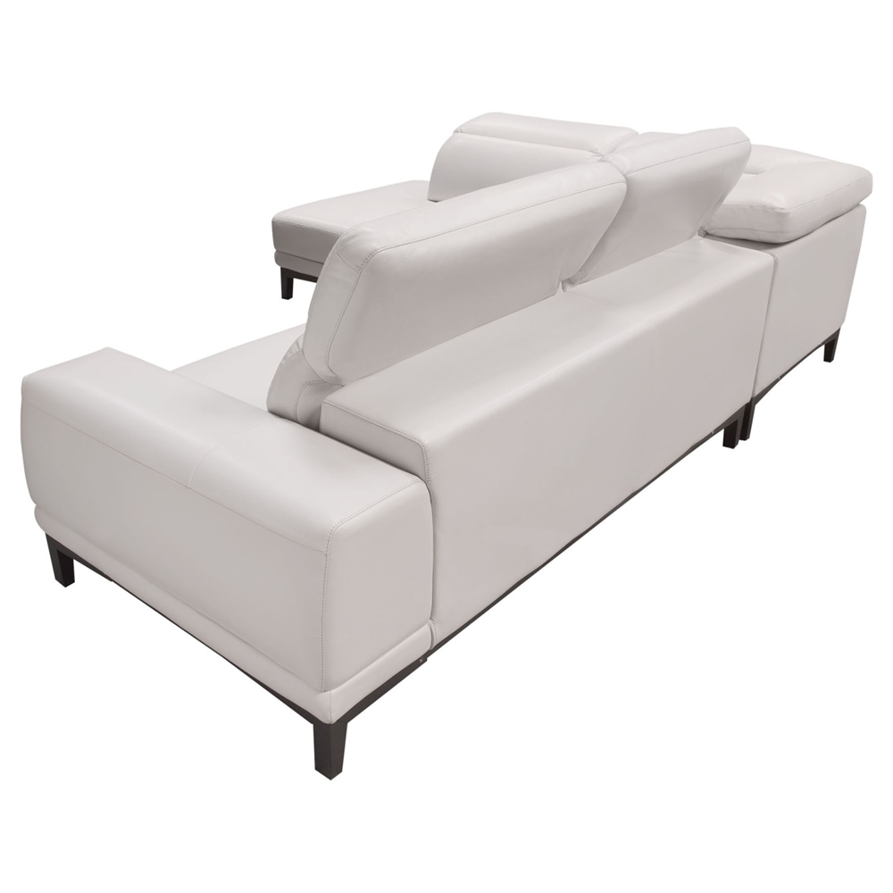 Pearl 2 piece sectional with left facing chaise for 2 piece sectionals with chaise
