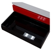 Spark Tri-Color Cocktail Table - Rotating, Storage, White, Red, Black - DS-SPARKCTRE