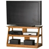 "Adler 42"" Oak Wood TV Stand - Open Back - EGL-23942"