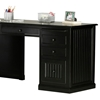 Coastal L-Shaped Computer Desk - Bead Board - EGL-CSTL-LDESK