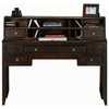 Coastal Writing Desk & Low Hutch - Bead Board Accents - EGL-CSTL-DLH