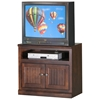 "Coastal 30"" TV Cabinet - Bead Board Doors, 1 Open Shelf - EGL-72830"