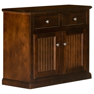 "Coastal 37"" Buffet Cabinet - 2 Drawers, 2 Doors"