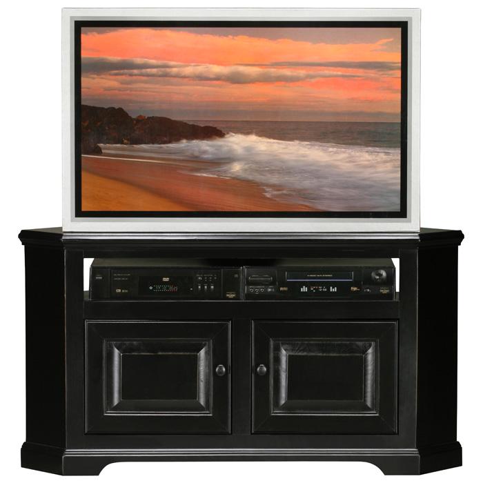Savannah 50 Quot Corner Tv Cabinet Raised Panels Birch Wood