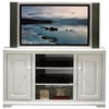 "Savannah Thin 55"" TV Console - 3 Open Shelves, Birch Wood - EGL-92557"