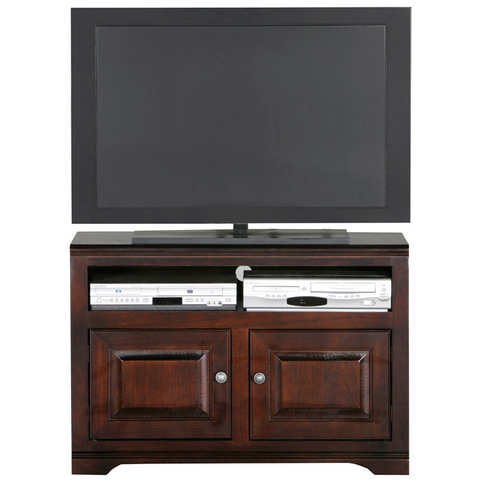 "Savannah 39"" TV Cabinet - Raised Panels, Birch Wood - EGL-92839"