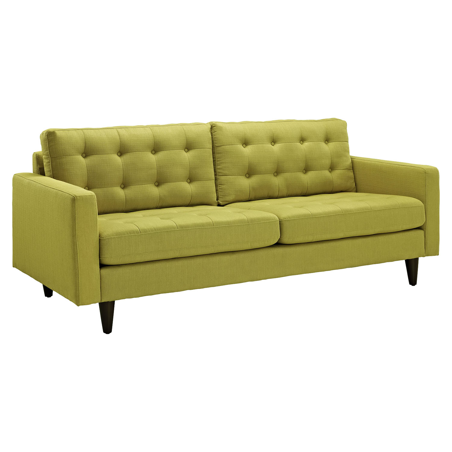 Empress Upholstered Sofa - Tufted - EEI-1011