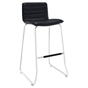 Dive Leatherette Bar Stool