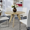 Laurel Wood Round Dining Table - Natural - EEI-1065-NAT
